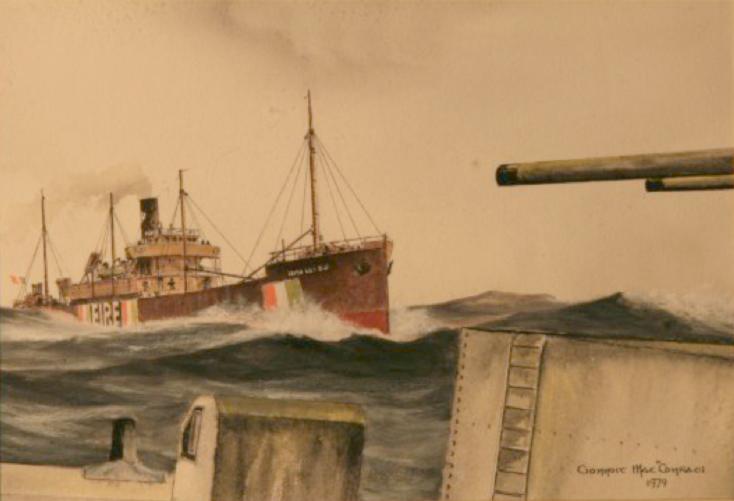 SS_Irish_Willow-Uboat